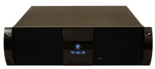 Niveus steps up Media Centers with SSD, RAID and white gloves