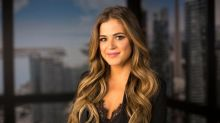 'Bachelorette' JoJo Fletcher Goes Braless and Makeup-Free at Home