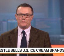 Nestle Sells U.S. Ice Cream Brands