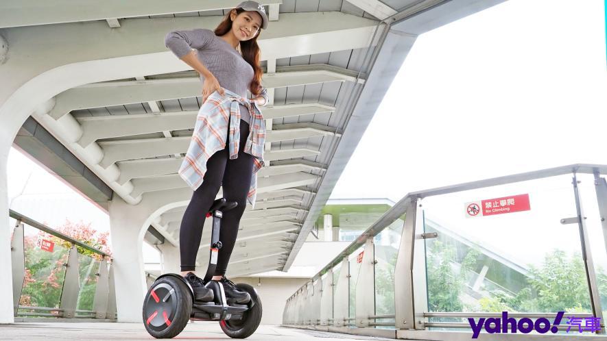 最從容帥氣的移動生活新指標!Segway Ninebot S PRO開箱實測! - 15