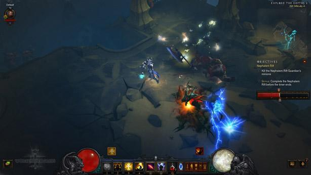 Diablo 3 version 2.1.0 introduces Seasons mode, Greater Rifts