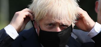 Boris Johnson takes the brakes off the easing of lockdown, giving a green light for social events