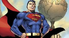 Superman is getting his red underpants back