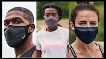 The mask our editor swears by for workouts is on sale right now — but hurry!