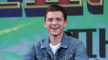 Tom Holland fans 'in crisis' over actor's new hairdo