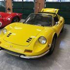 Brighten Your Days In A Freshly Restored 1972 Ferrari 246 GTS Dino