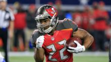 Doug Martin out of rehab, back with Buccaneers for offseason workouts