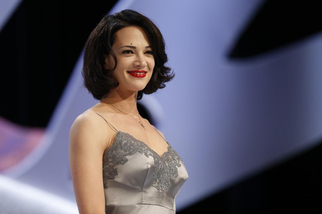 Italian actress Asia Argento is among the women accusing disgraced Hollywood mogul Harvey Weinstein of rape, and took to Twitter to share other stories of sexual abuse (AFP Photo/VALERY HACHE)