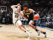 Isaiah Livers' Return, Franz Wagner's Play Spark 71-63 Win At Purdue