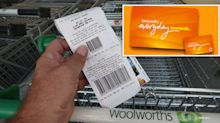 Woolworths shopper reveals hack for Everyday Reward points