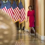 Pelosi appears to pull back on including infrastructure spending in 'Phase 4' coronavirus package