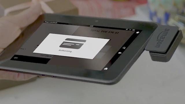 Amazon Debuts Credit Card Reader With Prices That Undercut Rivals