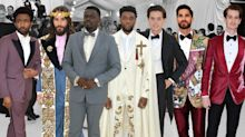 Rihanna, step aside: Introducing the men who rocked the 2018 Met Gala red carpet