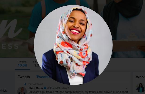 Rep. Ilhan Omar Trolls Trump by Tweeting Photos From Africa Trip With Nancy Pelosi