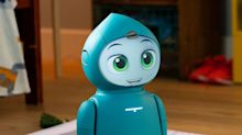 Moxie is a technically impressive childhood robot from iRobot's former CTO