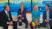 Former ICE Director on 'Fox & Friends': Nancy Pelosi is 'disgusting'