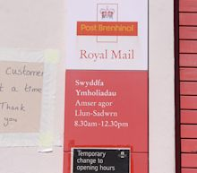 Royal Mail shares slump as guidance and lack of dividend disappoint