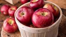 Two apples a day may keep heart disease away