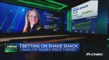 Shake Shack is still a buy, says analyst