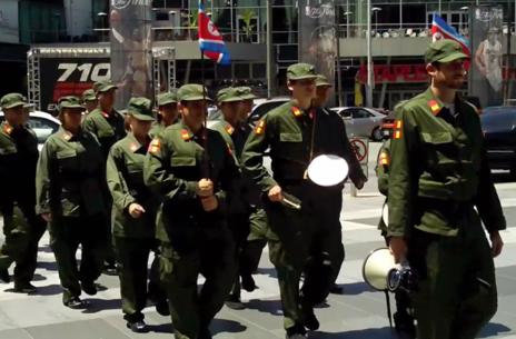 THQ enlists North Korean 'soldiers' to promote Homefront