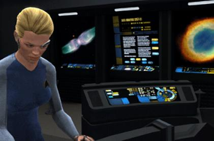 Star Trek's Rivera talks story design and the Delta Quadrant