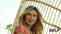 SELF Cover Shoots - Go Behind the Scenes with Maria Sharapova's Cover Shoot