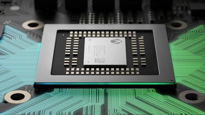 Project Scorpio de Microsoft promete juego 4K sin despeinarse