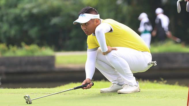 高爾夫》2020高雄公開賽 第二回合
