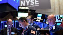 Stock market news live: Stocks fall, Treasury yields slump amid ongoing coronavirus fears