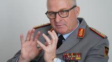 Generalinspekteur will robustere Technik für die Bundeswehr
