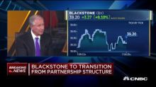 Blackstone CEO Steve Schwarzman wants US to raise minimum wage, eliminate taxes for teachers