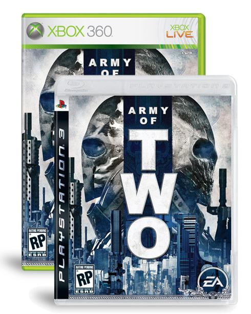 Army of Two dated for November 15 in NA and Europe