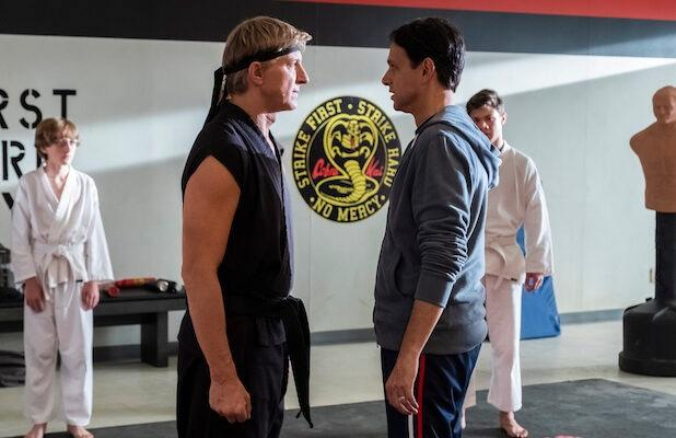 'Cobra Kai' Bows on Nielsen's Top 10 SVOD Rankings With 1.4 Billion Minutes Watched in Just 3 Days