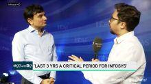 Outgoing CFO Ranganath Recounts His Career At Infosys