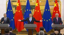 EU und China machen Fortschritte in Handelsfragen