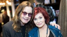 The Osbournes mark their anniversary with amazing flashback wedding photo