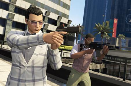 GTA Online giving you 'The Business' on March 4