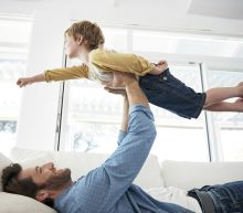 Could sons of older dads have an educational advantage?