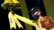 Tour de France: Adam Yates holds lead as Lutsenko breaks for stage six win