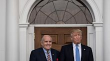 Trump shrugged and said 'that's Rudy' when warned Giuliani was being targeted by Russian agents with disinformation, report says