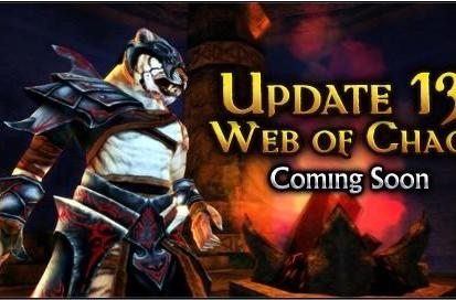 DDO 'prequel' update prepping community for the expansion