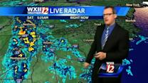 Brian looks at our Saturday forecast