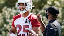 In-person minicamp benefiting Cardinals rookies; Kingsbury happy with bye-week timing