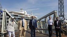 Silversea Welcomes Silver Origin To Its Fleet With The First In-Person Cruise Ship Delivery Since The Lockdown