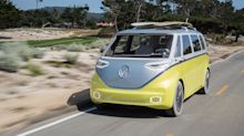 Iconic VW Camper Van To Return In 2022 As An Electric Car