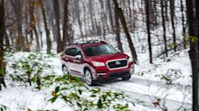 Photos of the New 2019 Subaru Ascent Touring
