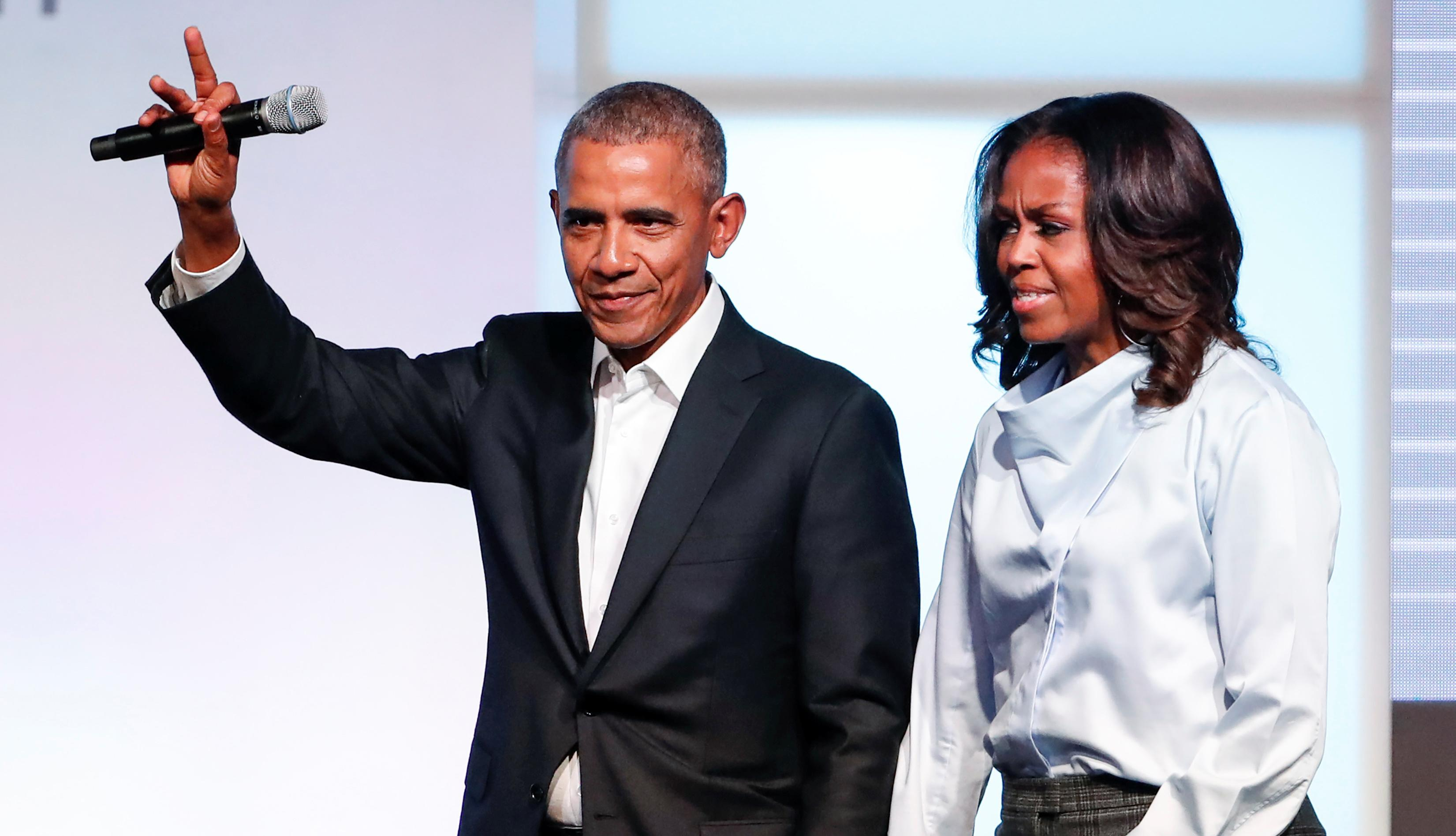 Obamas pen letter to Parkland students: 'You've helped awaken the conscience of the nation'