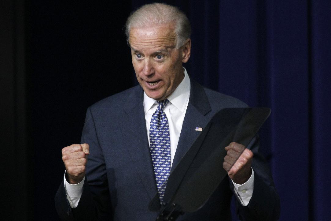 Was there a gay vice president
