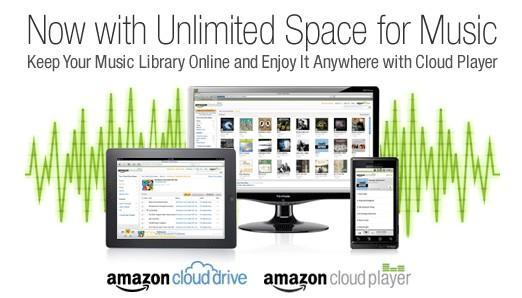 Amazon reportedly adding music rights to Cloud Player, could close gap with iCloud