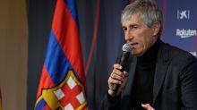 """Barcelona-Trainer Quique Setien: Fünf Wechsel """"werden uns schaden"""""""